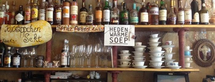 Café Brecht is one of Amsterdam.