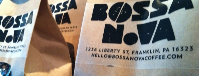 Bossa Nova Café is one of Posti che sono piaciuti a Nick.