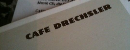 Café Drechsler is one of Kaffeehäuser.