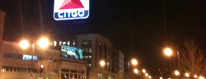 Kenmore Square is one of FAMILY TRAVEL PLANS.