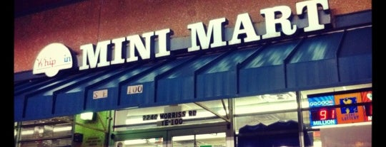 Whip In Mini-Mart / Fina is one of Russ's Liked Places.