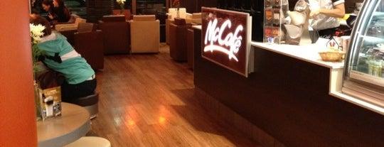 McDonald's is one of Lugares favoritos de Babbo.