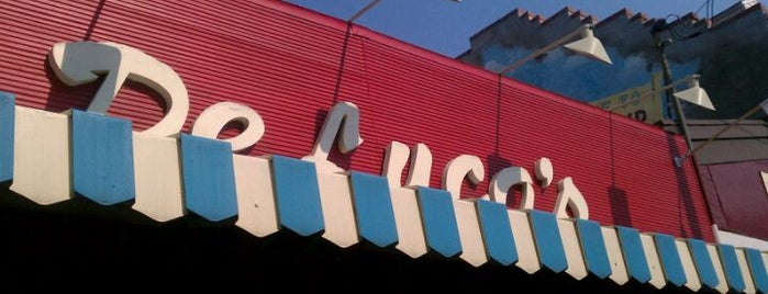 DeLuca's Diner is one of A Yinzers guide to Pittsburgh #AWSC.