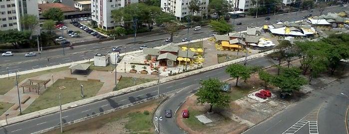 Praça do Imbui is one of สถานที่ที่ Marcelo ถูกใจ.