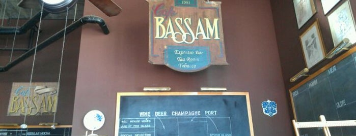 Cafe Bassam is one of San Diego.