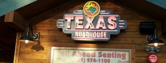 Texas Roadhouse is one of Posti che sono piaciuti a Larry.