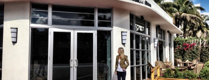 Yardbird Southern Table & Bar is one of Miami.