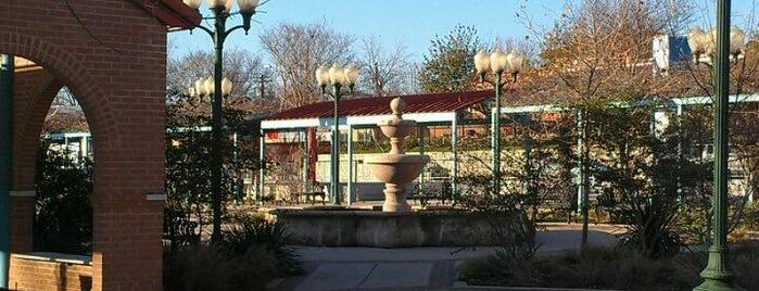 Plaza Saltillo is one of Austin.