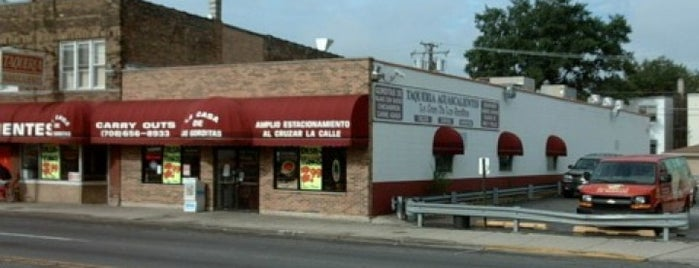 Aguascalientes Restaurant is one of Every Taco in Chicago.