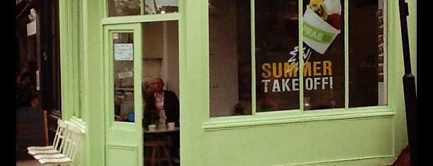 Frae is one of An Aussie's fav spots in London.