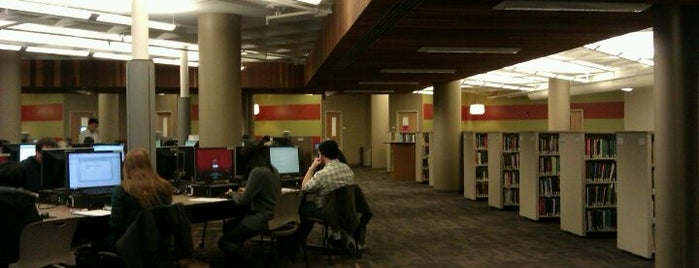 Business/SPEA Information Commons is one of Jared's Liked Places.