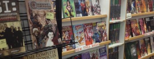 Phoenix Comics is one of Jav : понравившиеся места.