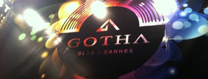 Gotha Club is one of Top picks for Nightclubs.