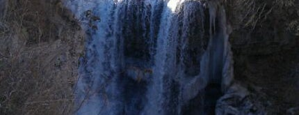 Vermillion Falls is one of Parks.