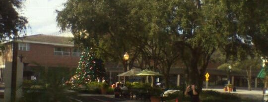 Hyde Park Village is one of Tampa.