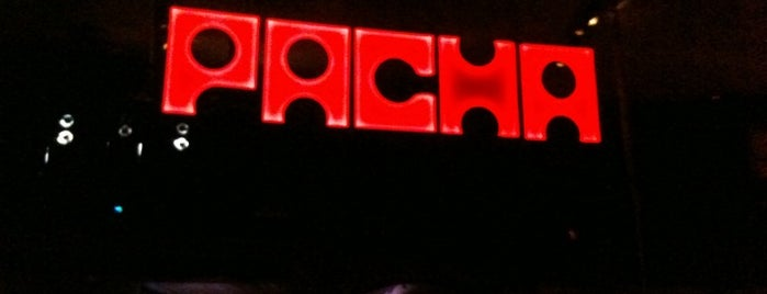 Pacha is one of Ibiza 2013.