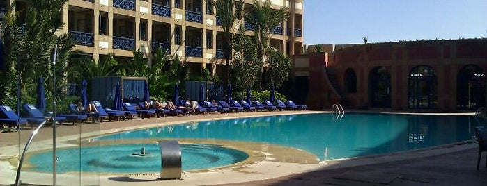 Le Medina Essaouira Hotel Thalassa Sea & Spa - MGallery Collection is one of Marrakech & Essaouira & Tanger.
