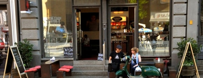 espresso-ambulanz is one of Berlin's Best Coffee - 2013.