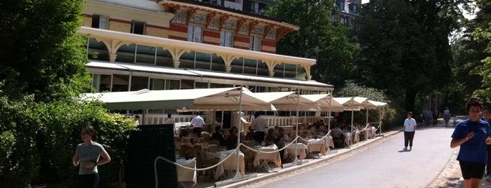 Le Pavillon Montsouris is one of Resto a faire.