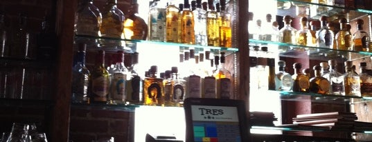 Tres is one of Top Date Spots.
