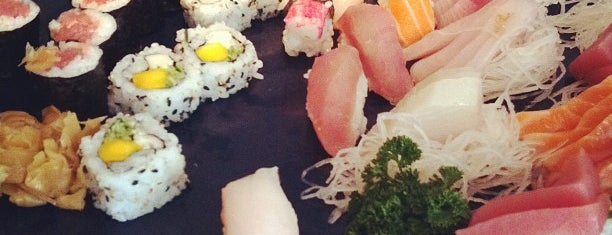 Sushi Leblon is one of Lugares favoritos de Marcia.