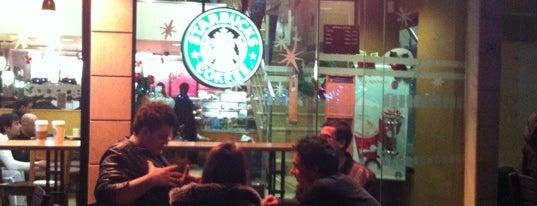 Starbucks is one of Anatoliy'in Beğendiği Mekanlar.