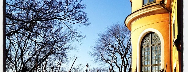 Observatorielunden is one of Stockholm.
