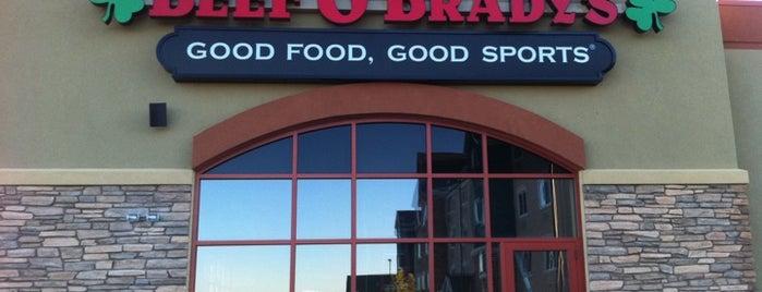 Beef O'Brady's is one of Chip 님이 저장한 장소.
