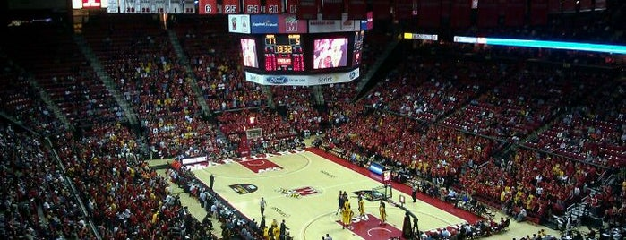 XFINITY Center is one of Great Sport Locations Across United States.