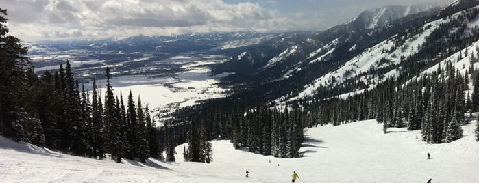 Jackson Hole Mountain Resort is one of Best Places to Check out in United States Pt 5.