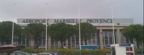 Aéroport Marseille-Provence (MRS) is one of Airports - Europe.