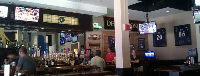 Della Rose's Tavern at White Marsh is one of Best Bars in Maryland to watch NFL SUNDAY TICKET™.