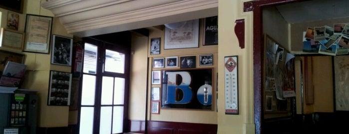 Bodegas Alfaro is one of Tapas por Madrid.