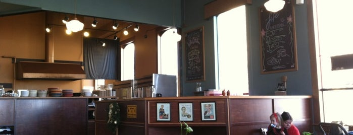 Broadway Heights California Cuisine is one of Must-visit Food in Chico.