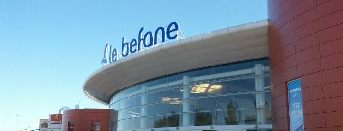 Le Befane Shopping Centre is one of Miei luoghi.