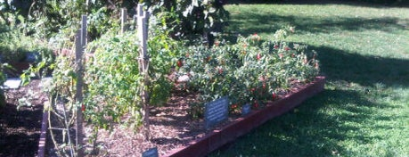 White House Kitchen Garden is one of Eat as the Obamas.