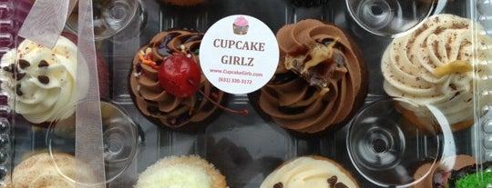 Cupcake Girlz is one of LI Places Bucket List:.