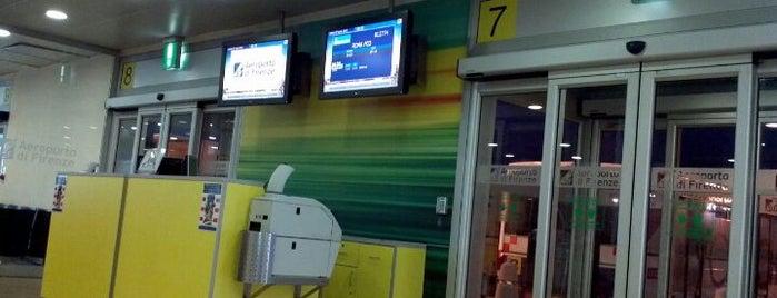 """Aeroporto di Firenze """"Amerigo Vespucci"""" (FLR) is one of 101 posti da vedere a Firenze prima di morire."""