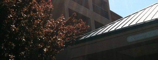 Courtyard by Marriott Reno is one of Burn Baby Burn.