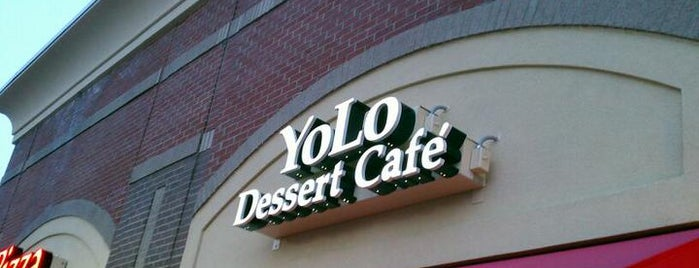 YoLo Dessert Cafe is one of Pattyさんの保存済みスポット.