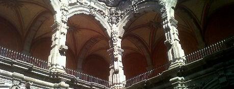 Museo de Arte de Queretaro is one of Guide to Queretaro's Best Spots.