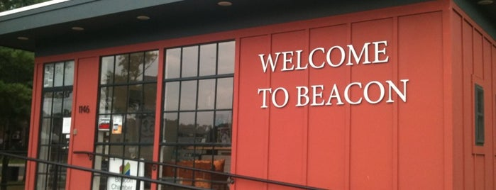 Beacon, NY is one of NYC Shops, Art, & Attractions.