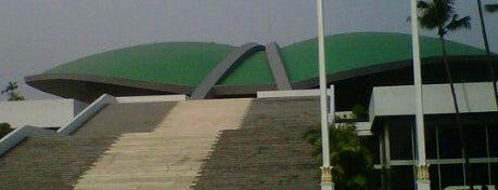 Gedung MPR/DPR RI is one of JAKARTA.