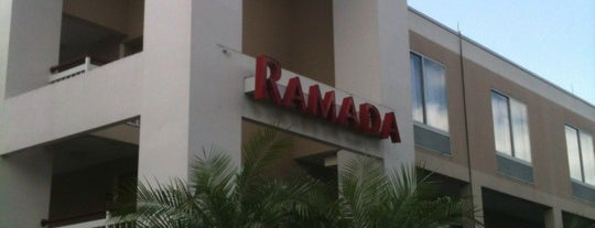Ramada Plaza Resort and Suites Orlando International Drive is one of Travel.