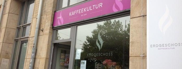 Erdgeschoss Kaffeekultur is one of Dresden.