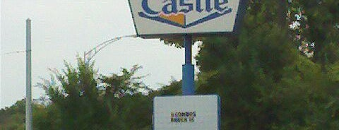 White Castle is one of School.