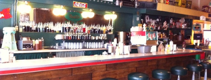 MacAlpine's Diner and Soda Fountain is one of Places to Check Out in Phoenix.