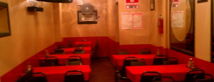 Margie's Red Rose Diner is one of NYC.