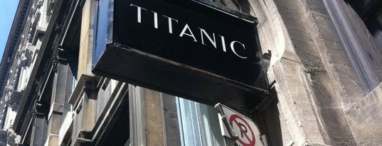 Café Titanic is one of My Montreal State Of Mind.