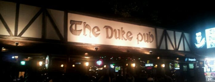 The Duke Pub is one of Lugares favoritos de Igor.